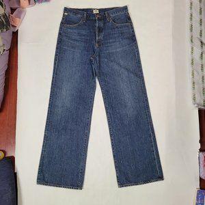 Citizens of Humanity Annina Wide Leg Jeans Sz 29 B